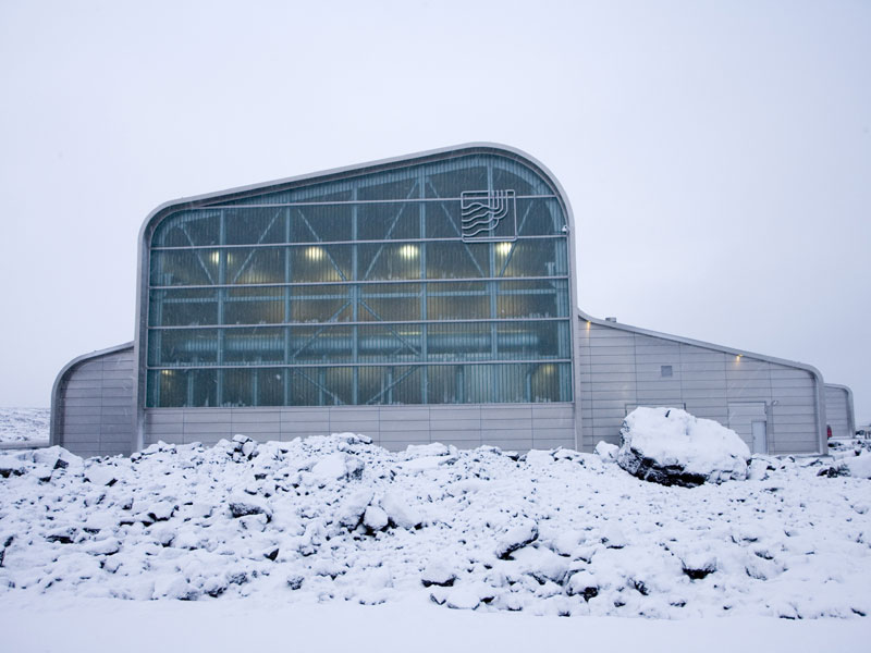 Reykjanesvirkjun